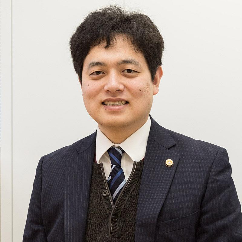 弁護士 西森雄紀
